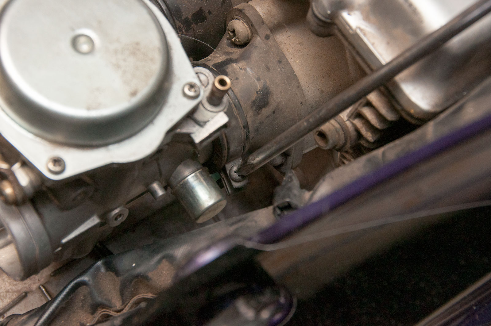 Suzuki Across GSX250F Carb Overhaul (Mikuni BSW27) – TGR